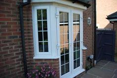 bay french doors - Google Search