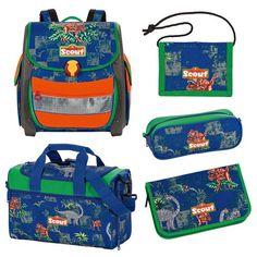 #Scout #72500969800 #Schulranzen-Set, #Dino - Scout 72500969800 Schulranzen-Set, Dino, , Qualität verschleißfeste…
