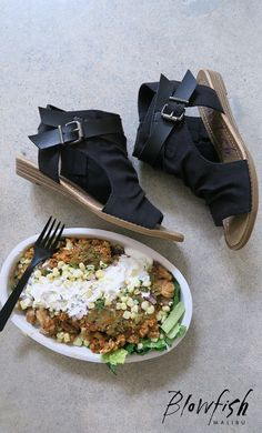 13d53f6b249 We know guac is extra...but did YOU know that style Balla is · Blowfish  ShoesAnkle StrapsWedge HeelsSandalFashion ...