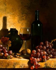 Fine wine art #WineEnthusiast