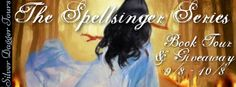 Blog Tour: The Spellsinger Series by Amy Sumida with Giveaway - SnoopyDoo's Book Reviews