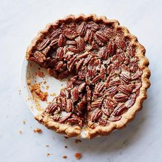 How to Make Pecan Pie With Natural Sweeteners. Cheryl Day of Savannah ...
