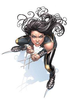 X-23 - Marvel Universe Wiki: The definitive online source for Marvel super hero bios.