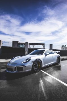 Porsche GT3 by Mike M. Photos