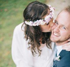 We Are Flowergirls- Flowercrown- Weddingcrown_ Headpiece-Accessoire-Handmade-Hairaccessoire- Headband Smile Smile, Flower Crown, Headpiece, Handmade, Fashion, Accessories, Flower Headdress, Floral Wreath, Hand Made