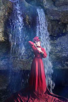 Olga Valeska: La sirène rouge