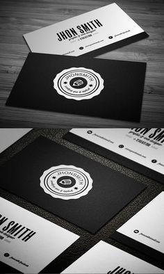 Designers Business Card PSD Templates - 11 #businesscards #psdtemplates #businesscarddesign #premiumbusinesscards