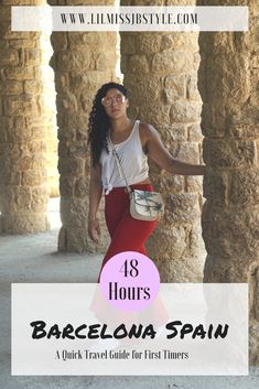 48 Hour Travel Guide for Barcelona Spain Winter Outfits, Summer Outfits, Casual Outfits, Cute Outfits, Fashion Outfits, Barcelona Things To Do In, Only Fashion, Womens Fashion, Free Things To Do