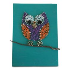 String art is a hot trend today and it's easy to see why. Not only do you get a wonderful piece of art when you are finished, but you can make almost any design you want, it's easy to learn, and it's