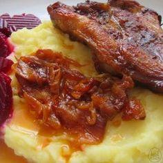 Ham, Recipies, Food And Drink, Pork, Pizza, Cooking Recipes, Menu, Fotografia, Meat