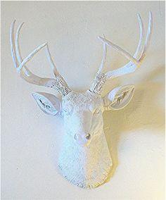 Fauxtax deer head   $125
