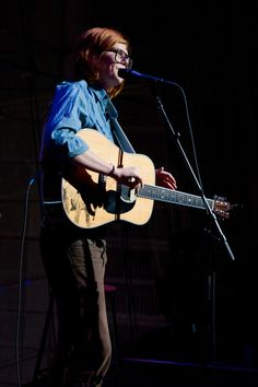 """Brett performing at James Blake's """"Serving for a Cure"""" Nov. 2011"""