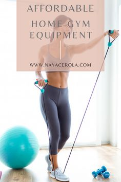 This is a list with my top 10 best gym equipment to start working out at home and AFFORDABLE gym equipment /amazon/ at home gym ideas / at home gym equipment At Home Workouts For Women, Beginner Workout At Home, Workout For Beginners, Best Gym Equipment, Home Workout Equipment, Start Working Out, Stretching Exercises, At Home Gym, Fun Workouts