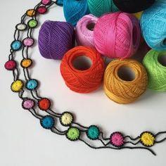 Crochet Necklace – maRRose