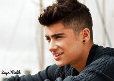 Zayn Malik hairstyle picture