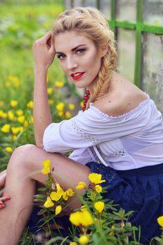 Slavic girl - https://www.facebook.com/budkafotograficzna?fref=ts