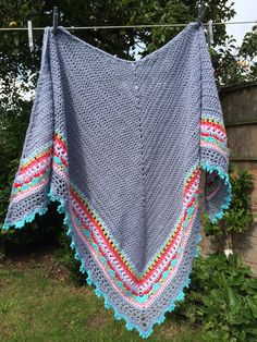 Ravelry: Project Gallery for Nordic Shawl pattern by Annette MB Ciccarelli