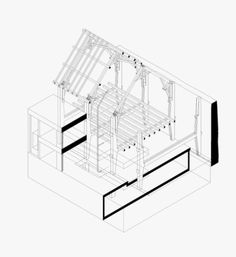 Paper Architecture, Architecture Visualization, Architecture Drawings, Architecture Details, Architecture Diagrams, Architecture Graphics, Simple Line Drawings, Detailed Drawings, Price Tower