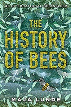 On the hunt for great book club books worth discussing? Try The History of Bees by Maja Lunde.