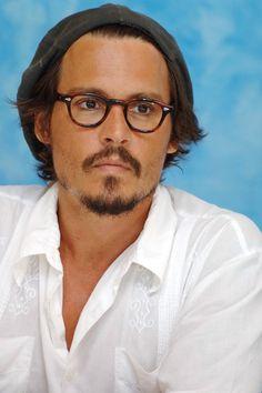 Johnny Depp Wears Hats 2011