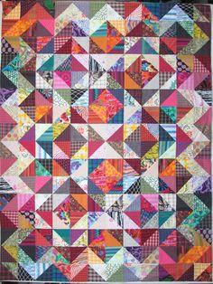 It is finally sewn together............... | Exuberant Color | Bloglovin'