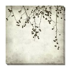 @Overstock.com - Berries I Black and White Oversized Gallery Wrapped Canvas - Artist: UnknownTitle: Berries I Black and WhiteProduct type: Gallery-wrapped canvas art  http://www.overstock.com/Home-Garden/Berries-I-Black-and-White-Oversized-Gallery-Wrapped-Canvas/7665888/product.html?CID=214117 $123.29