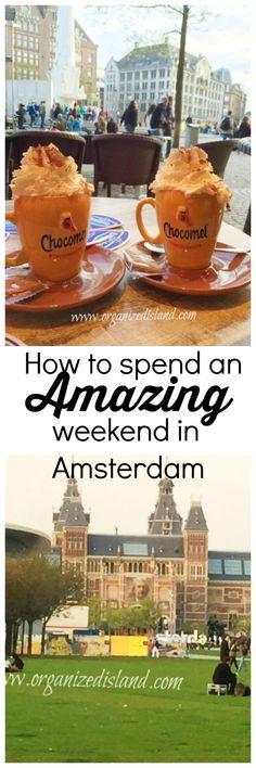 Tour En Amsterdam, Visit Amsterdam, Amsterdam Travel, Amsterdam Netherlands, Amsterdam Living, Travel Netherlands, European Vacation, European Travel, European Tour