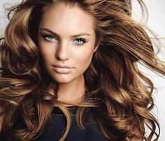 Possibly the most gorgeous hair color ever.