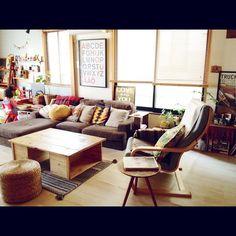 和室を改造/中古住宅/りんご箱/DIY/Overviewのインテリア実例 - 2015-03-21 00:01:22   RoomClip(ルームクリップ)