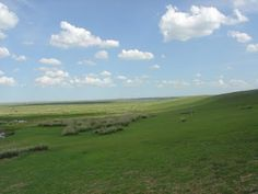 The Great Plains, Midwestern US