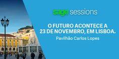 Sage Sessions | Lisboa - Pavilhão Carlos Lopes | 23 de Novembro
