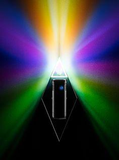 lightbreaker janis necker designboom