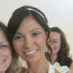 #wedding #makeup #bride by @Kristin Foreman