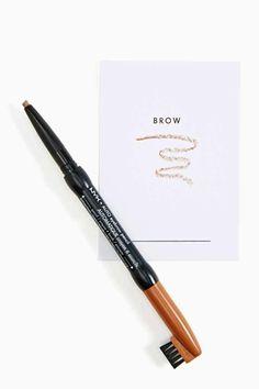 NYX Auto Eyebrow Pencil - Light Brown