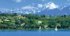 Lake Annecy by Rail - Rail Holidays - Guardian Holiday Offers