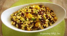 Grilled Corn Salsa Recipe: Grilled Corn Salsa