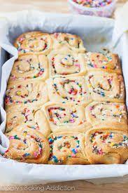 Bildergebnis für cake roll rezept