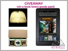 Win The Ultimate Book Lovers Prize Pack