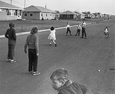 John Szarkowski, Children, Bloomington, Minnesota, 1958