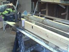 The Poor Man's Off-Grid Sawmill You Can Definitely Make At Home | Off The Grid News