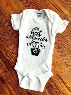Excited to share this item from my shop: The best miracles take a little time - IVF baby - Pregnancy Announcement - Miracle Baby - Worth the Wait - Pregnancy Reveal - Infertility Miracle Baby, Baby Kicking, After Baby, Pregnant Mom, First Baby, Baby Sleep, Future Baby, Mom And Dad, Just In Case