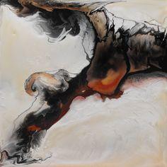 """Saatchi Art Artist Lia Melia; Painting, """"Scream"""" #art"""
