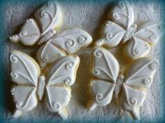 butterfly wedding cookies - Google zoeken