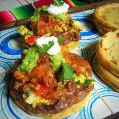 Chile Pasilla Adobo Pork ~ Carne Adobada HispanicKitchen.com