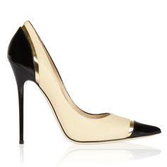 Tendencias zapatos de salón, súper elegante #moda #estilo