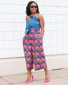Culottes Available at www.zuvaa.com
