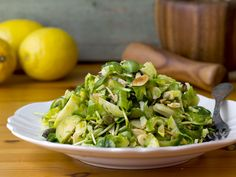 Crunchy Brussels Sprouts Salad Recipe - Momtastic