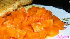 Duszona marchewka Cantaloupe, Mango, Fruit, Food, Manga, Essen, Meals, Yemek, Eten