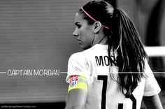 Alex Morgan ~ 100 caps