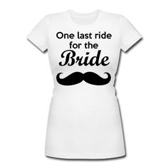 For the bachelorette party -- I think this is a must!!!